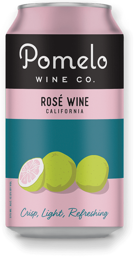 Canned Wine - Rosé